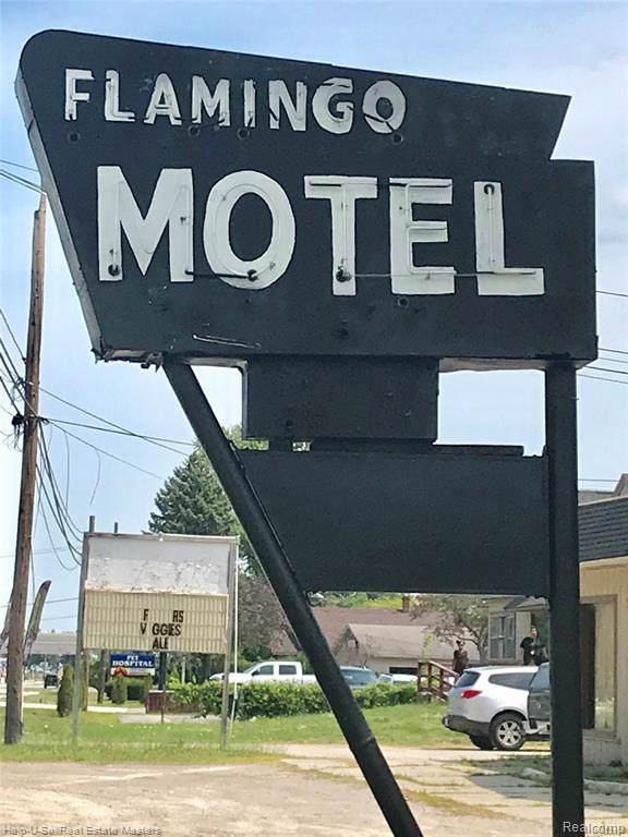3845 Lapeer Road, Port Huron Twp, MI 48060 (#219095651) :: BestMichiganHouses.com