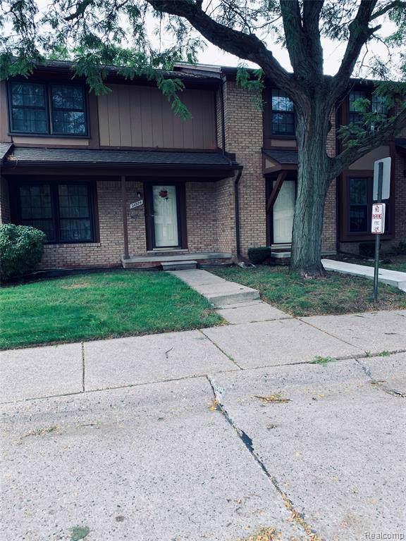 24974 Chalk Farm W Road W, Warren, MI 48091 (#219095715) :: RE/MAX Nexus
