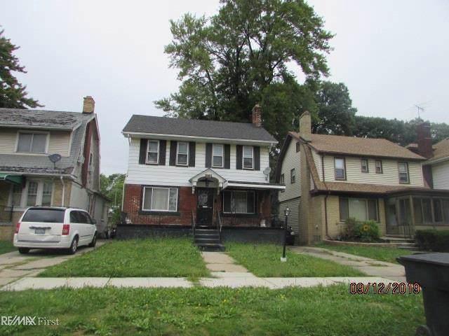 2056 Collingwood, Detroit, MI 48206 (#58031394654) :: Team DeYonker
