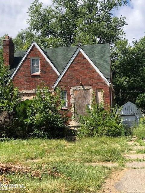 11685 Hartwell, Detroit, MI 48227 (#58031394703) :: Team Sanford