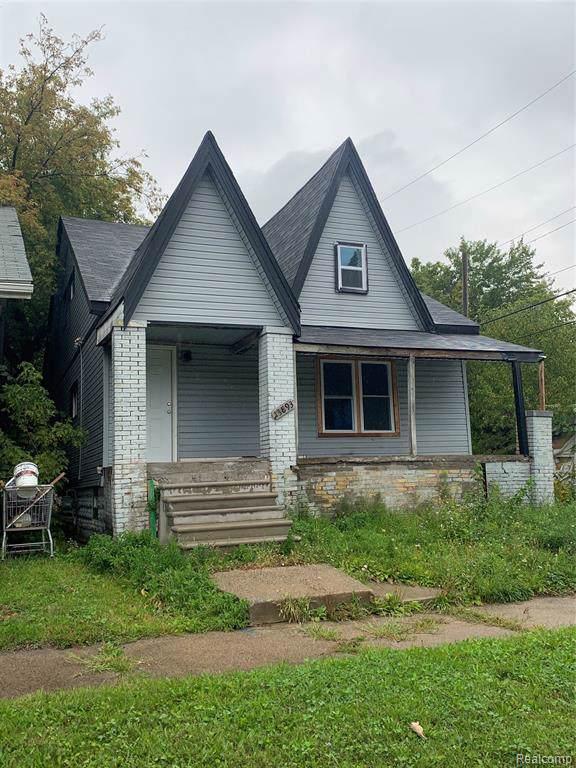 13893 Liberal Street, Detroit, MI 48205 (#219096239) :: Team Sanford
