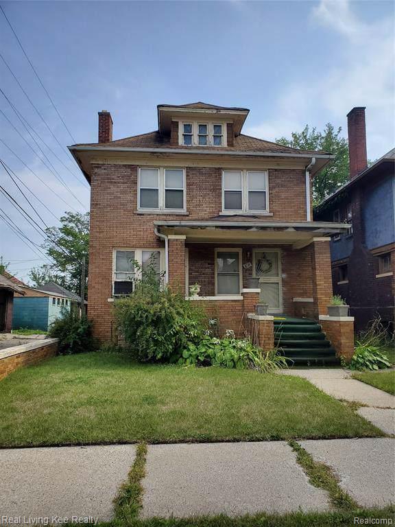 3731 Northwestern Street, Detroit, MI 48206 (#219096260) :: Team Sanford