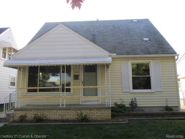 1550 Academy Street, Dearborn, MI 48124 (#219096262) :: RE/MAX Nexus