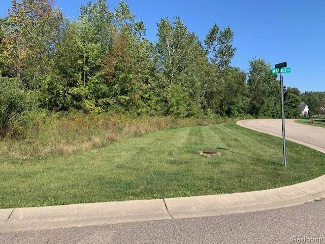 Lot 77 Walnut Trail, Grand Blanc Twp, MI 48439 (MLS #219096537) :: The John Wentworth Group