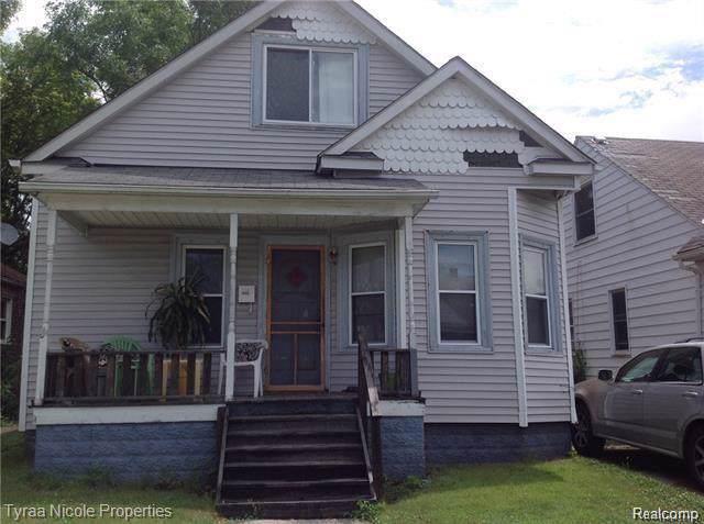 7696 Greenview Avenue, Detroit, MI 48228 (#219096593) :: Duneske Real Estate Advisors