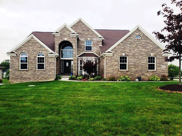10434 Gray Knoll Trail, York Twp, MI 48176 (#543268860) :: Keller Williams West Bloomfield