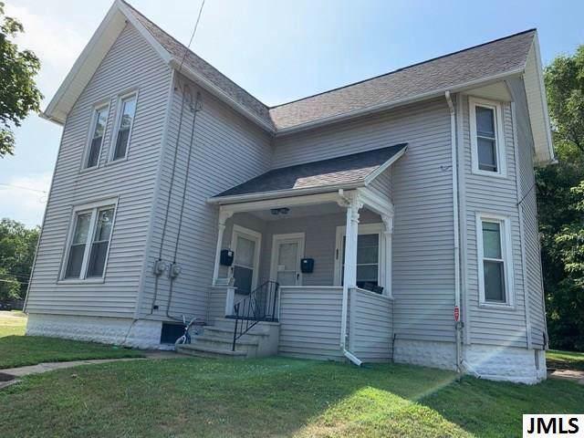 715 E North, CITY OF JACKSON, MI 49202 (#55201903484) :: Keller Williams West Bloomfield