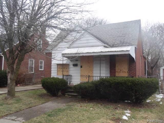 8435 Warwick Street, Detroit, MI 48228 (#219096889) :: Duneske Real Estate Advisors