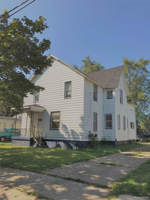 2022 Mcavoy Street, Flint, MI 48503 (MLS #219097021) :: The Toth Team