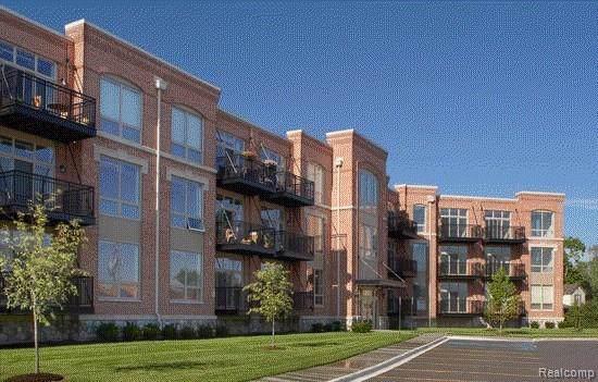 101 S Union Street #314, Plymouth, MI 48170 (#219097228) :: Duneske Real Estate Advisors