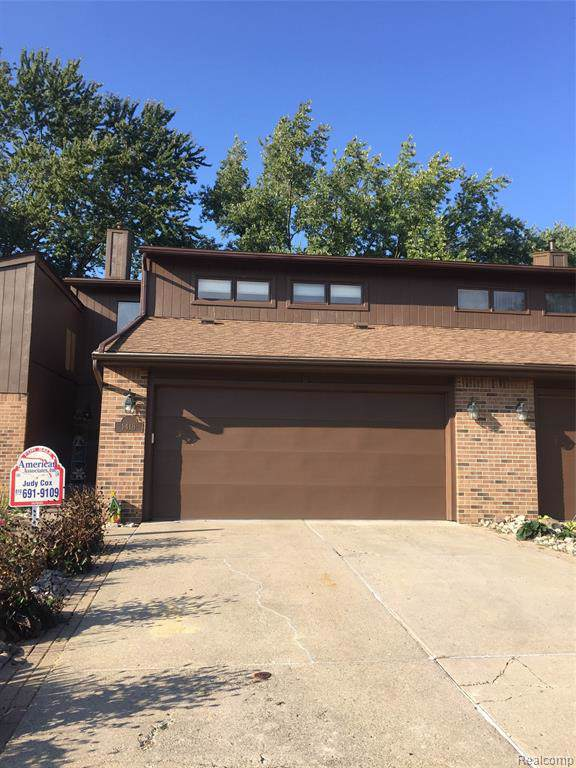 1418 Beaumont Circle, Flushing, MI 48433 (#219097230) :: Duneske Real Estate Advisors