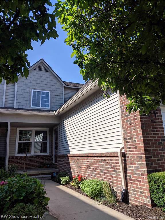 1583 Myrica Lane #12, Oceola Twp, MI 48855 (#219097251) :: The Alex Nugent Team | Real Estate One