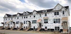 47703 Alden Terrace North Building 2 #8, Northville Twp, MI 48168 (#219097593) :: Duneske Real Estate Advisors
