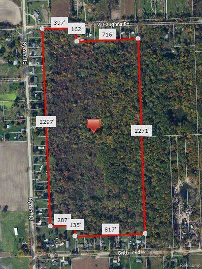 001 Mc Caughna Road, Burns Twp, MI 48418 (MLS #219097599) :: The Toth Team