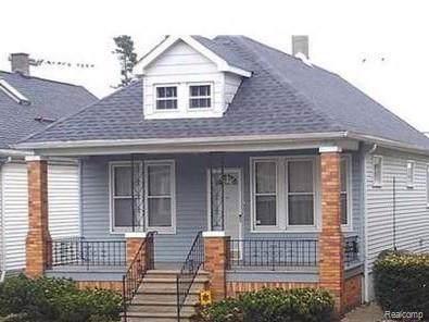 3898 Eldridge Street, Detroit, MI 48212 (#219097664) :: The Mulvihill Group