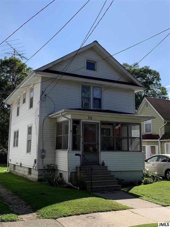 715 S Pleasant St, CITY OF JACKSON, MI 49203 (#55201903512) :: The Mulvihill Group