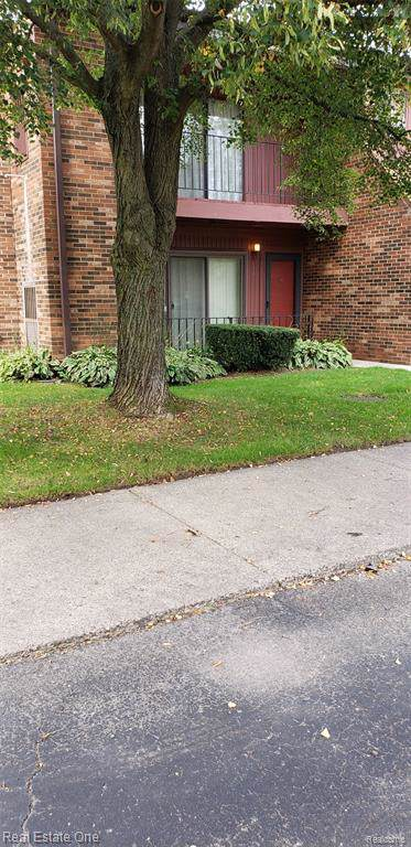 23680 N Village House Drive Drive 1 A, Southfield, MI 48033 (#219097748) :: The Buckley Jolley Real Estate Team