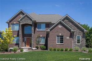 1076 Invitational Drive, Metamora Twp, MI 48455 (#219097899) :: The Buckley Jolley Real Estate Team