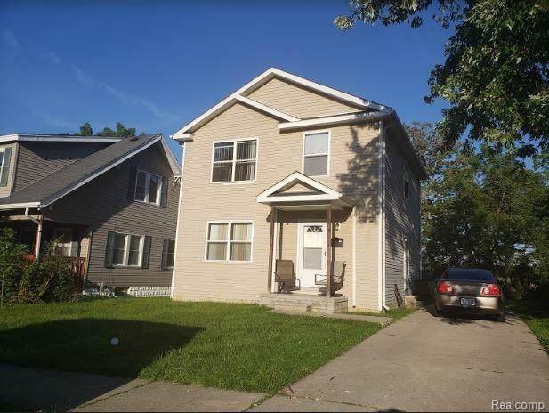 173 Clifford Street, Pontiac, MI 48342 (MLS #219097950) :: The Toth Team