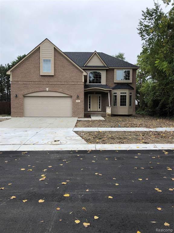 72 Cherry, Troy, MI 48083 (#219100415) :: The Buckley Jolley Real Estate Team