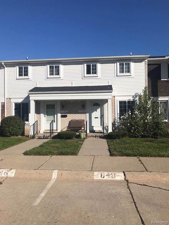 13848 Keating Drive, Sterling Heights, MI 48312 (#219100886) :: The Buckley Jolley Real Estate Team