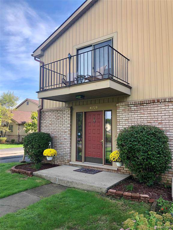 41729 Bedford Dr, Canton Twp, MI 48187 (#219101156) :: The Buckley Jolley Real Estate Team