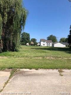0 Columbus, Romulus, MI 48174 (#219102007) :: The Buckley Jolley Real Estate Team