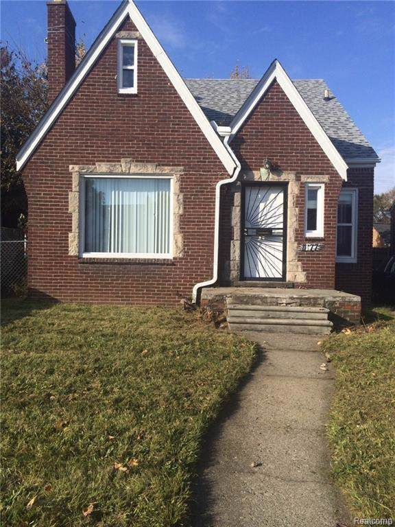 11677 Sussex Street, Detroit, MI 48227 (#219102185) :: RE/MAX Nexus