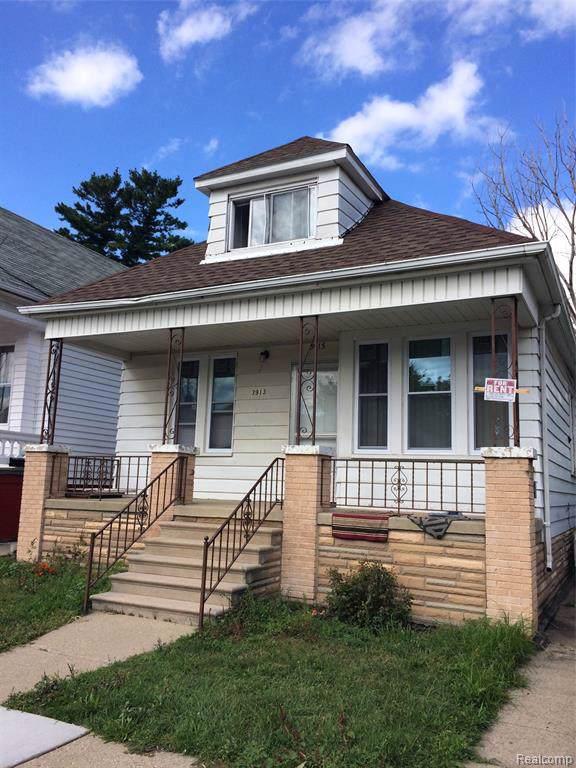 3913 Garvin Street, Detroit, MI 48212 (#219102430) :: BestMichiganHouses.com
