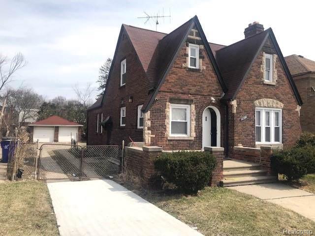 10391 E Outer Drive, Detroit, MI 48224 (#219104089) :: The Mulvihill Group