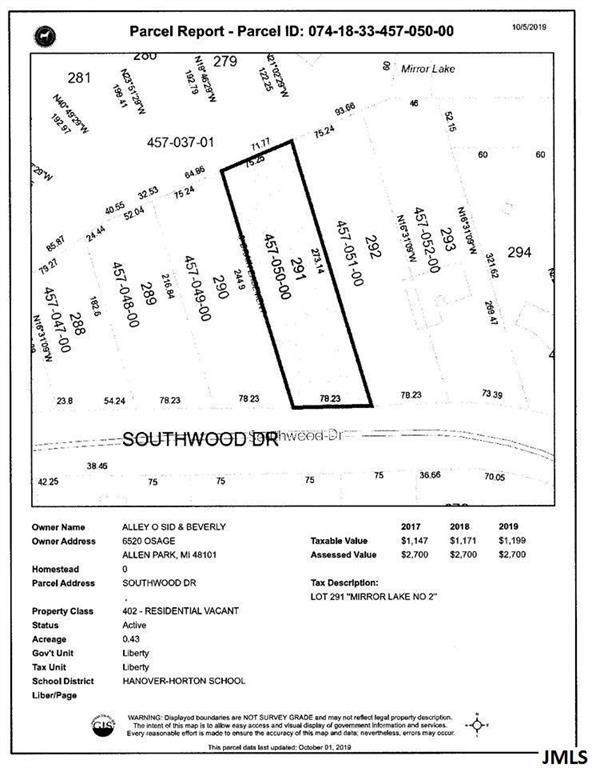 Lot 291 Southwood Dr - Photo 1