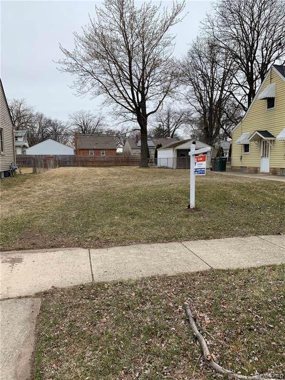 24100 Chicago Street, Dearborn, MI 48124 (#219104871) :: The Buckley Jolley Real Estate Team