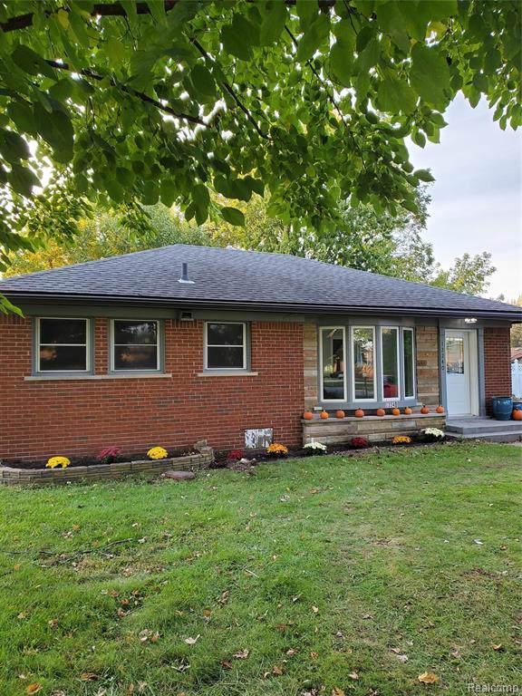12240 Pardee Road, Taylor, MI 48180 (#219104896) :: Springview Realty