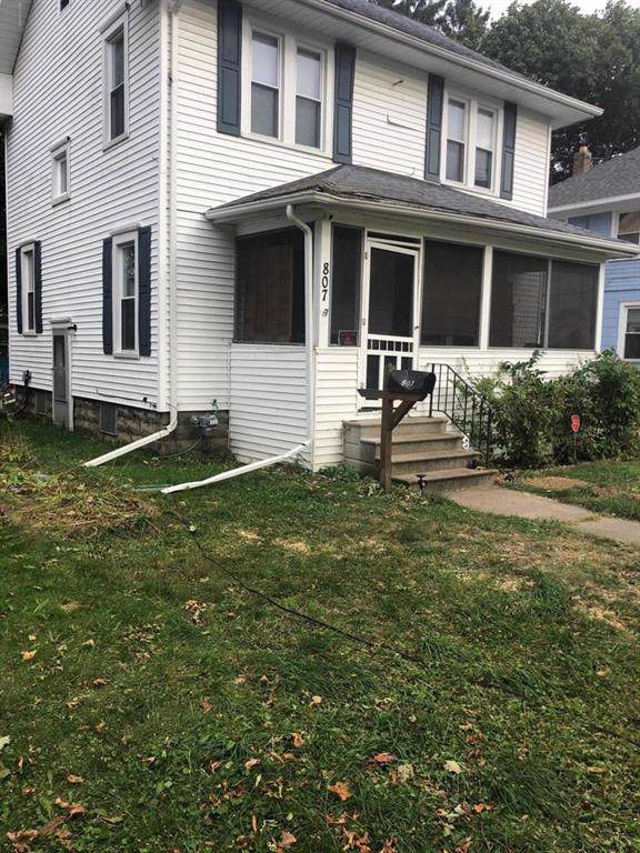 807 Fourth St, JACKSON CITY, MI 49203 (#53019049380) :: RE/MAX Nexus