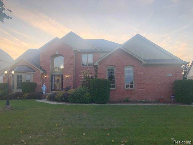 43461 Fireberry Drive, Sterling Heights, MI 48314 (#219105335) :: Alan Brown Group