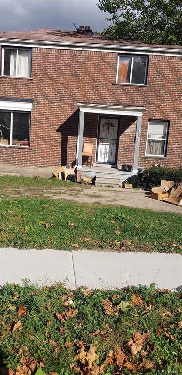 9158 Mansfield St, Detroit, MI 48228 (#219105386) :: The Buckley Jolley Real Estate Team