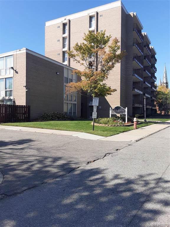 2003 Orleans Street #2003, Detroit, MI 48207 (#219105390) :: The Buckley Jolley Real Estate Team