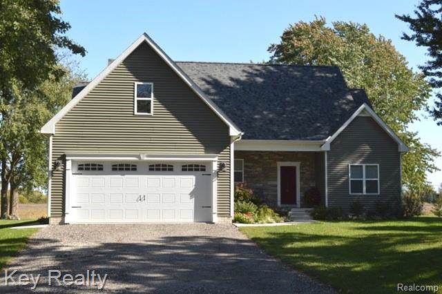 11122 Exeter Road, Ash Twp, MI 48117 (#219105926) :: Team DeYonker