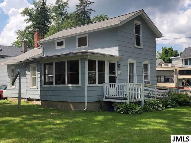 410 S Webster St, CITY OF JACKSON, MI 49203 (#55201903842) :: GK Real Estate Team