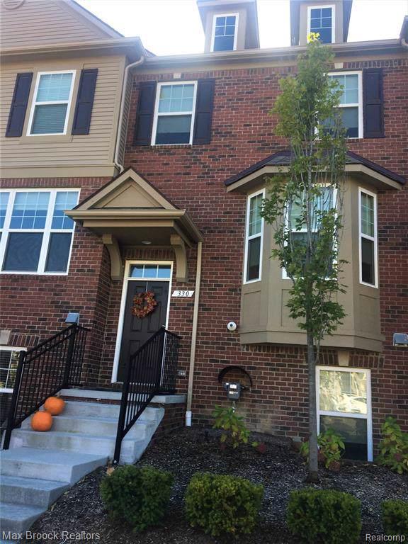 330 Glenhurst Blvd, Rochester, MI 48307 (#219106093) :: The Buckley Jolley Real Estate Team