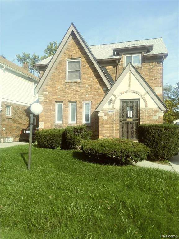 16042 Ellsworth Street, Detroit, MI 48227 (MLS #219106380) :: The Toth Team