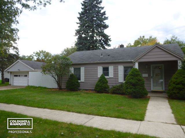 3233 Elk Street, Port Huron, MI 48060 (#58031397769) :: GK Real Estate Team