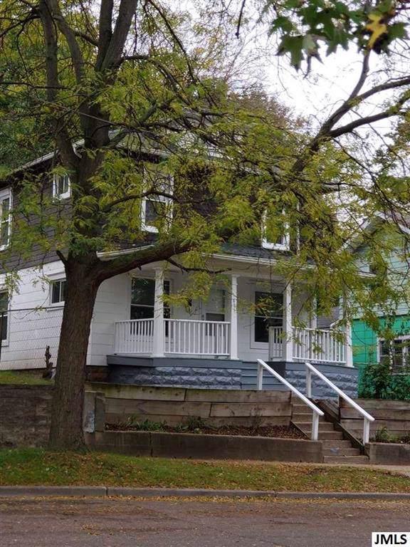 411 Perrine St, CITY OF JACKSON, MI 49201 (#55201903874) :: GK Real Estate Team