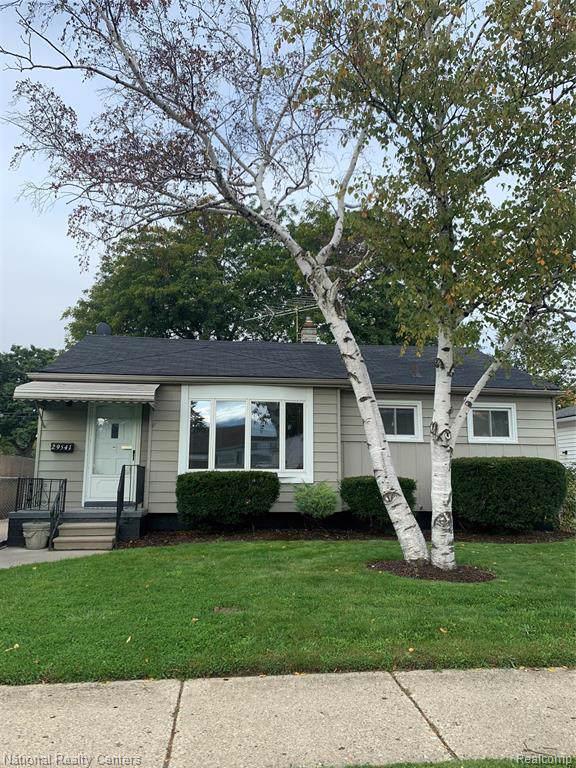 29541 Rosemont Street, Roseville, MI 48066 (#219106942) :: The Buckley Jolley Real Estate Team