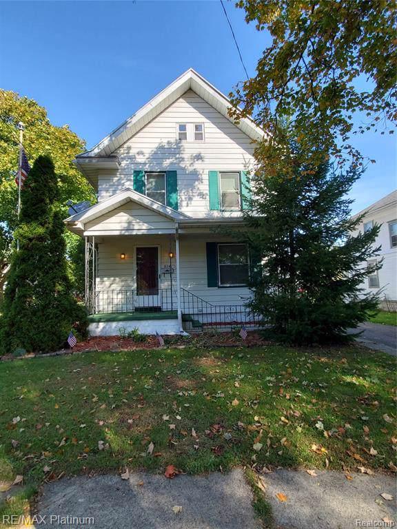 614 Garfield Street, Jackson, MI 49203 (#219106998) :: GK Real Estate Team