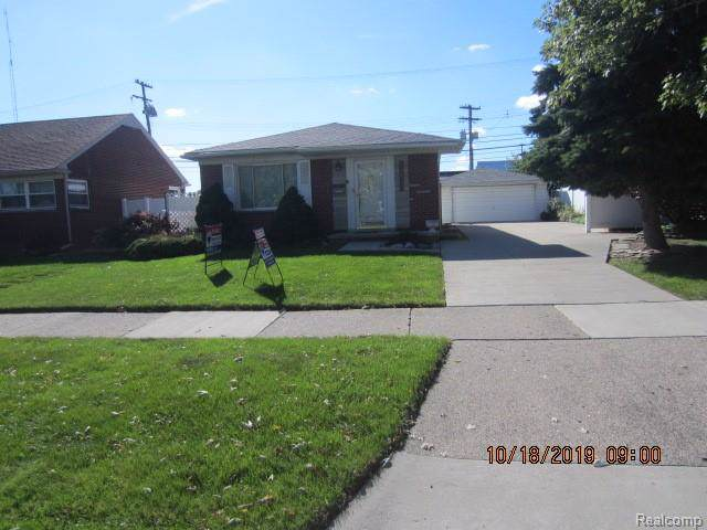 13731 Sycamore, Southgate, MI 48195 (#219107263) :: GK Real Estate Team