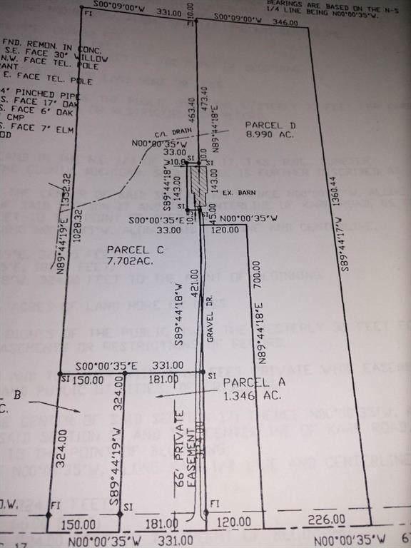 0 Karr Lot C, Sumpter, MI 48191 (#543269555) :: The Buckley Jolley Real Estate Team