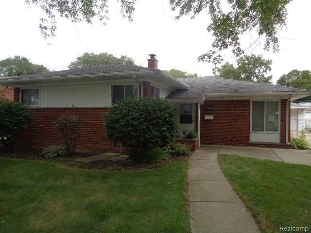 14248 Lyons Street, Livonia, MI 48154 (#219107432) :: The Buckley Jolley Real Estate Team