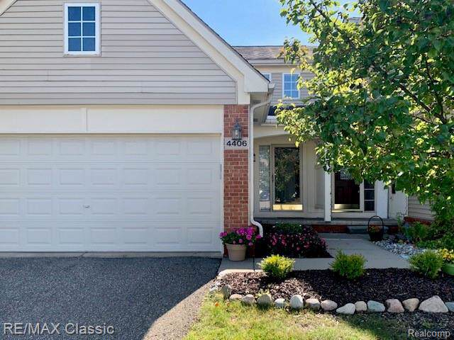 4406 Willow View Court, Genoa Twp, MI 48843 (#219107573) :: The Buckley Jolley Real Estate Team
