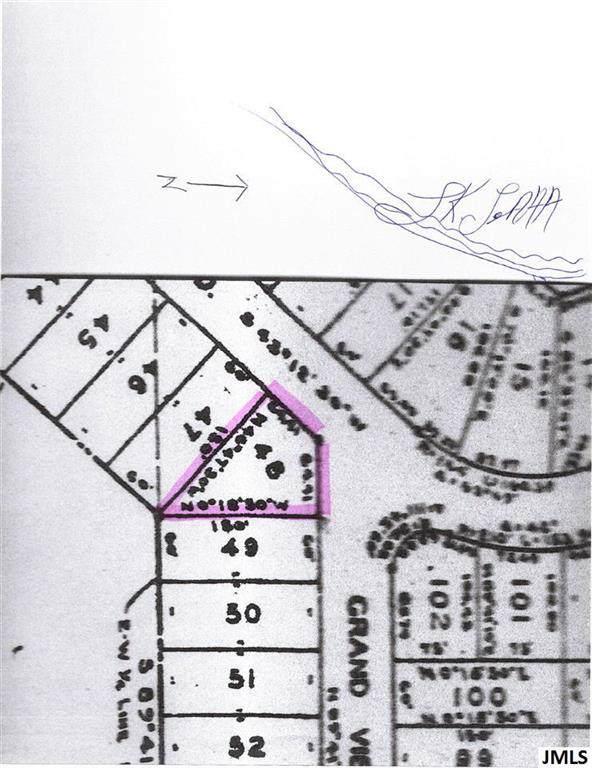 Lot 48 Waldron Rd, Somerset, MI 49249 (#55201903909) :: Alan Brown Group